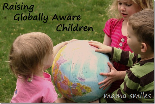 Mama Smiles - Raising Globally Aware Children