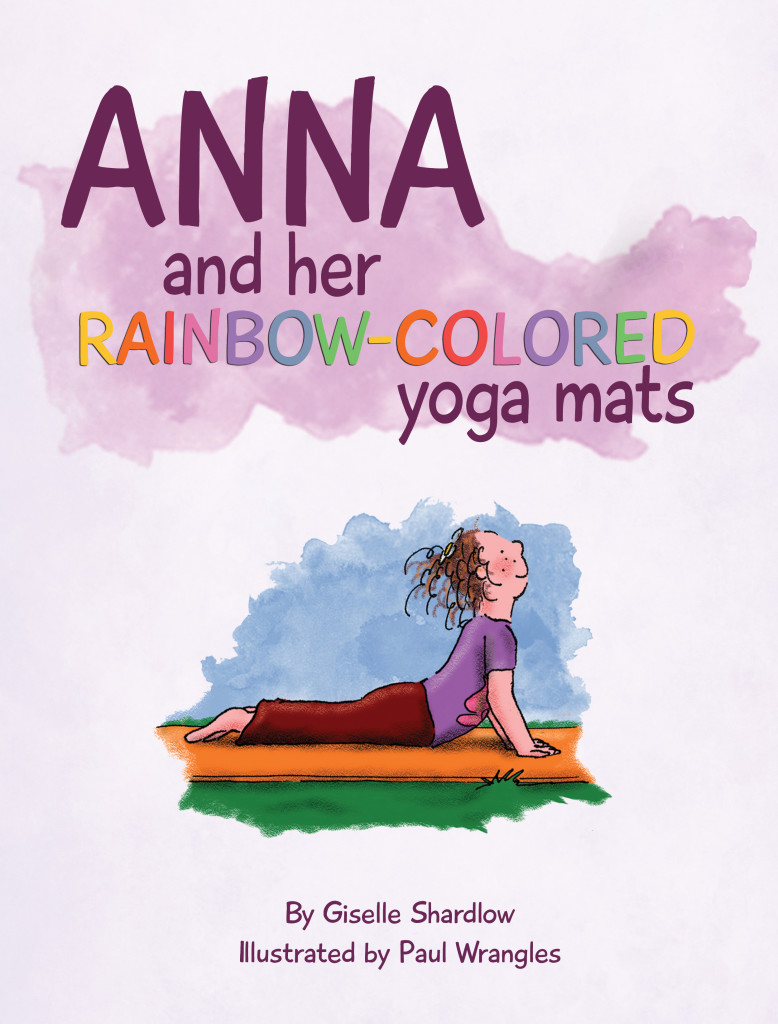 Anna and Her Rainbow-Colored Yoga Mats | Kids Yoga Stories