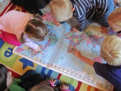 Teach Preschool - The Preschool Postcard Exchange