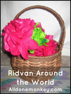 Ridvan Around the World - Alldonemonkey.com