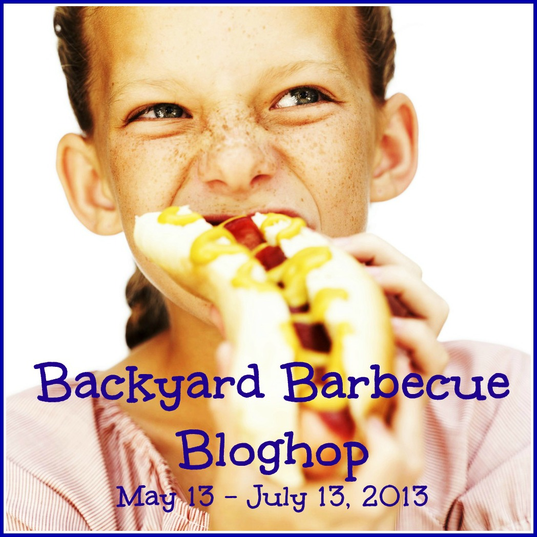 Backyard BBQ Bloghop
