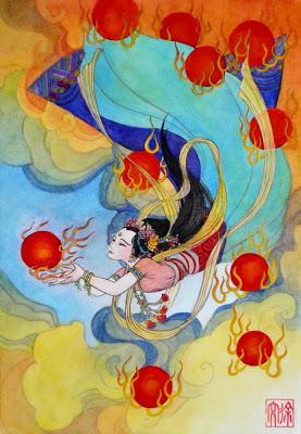 Marie's Pastiche - Sun Myth