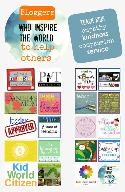 Pennies of Time - Bloggers Who Inspire the World to Help Others