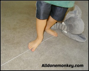 E es de Elefante: Simple Bilingual Counting Game - Alldonemonkey.com