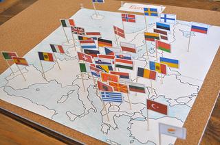 Sorting Sprinkles - Discovering Europe