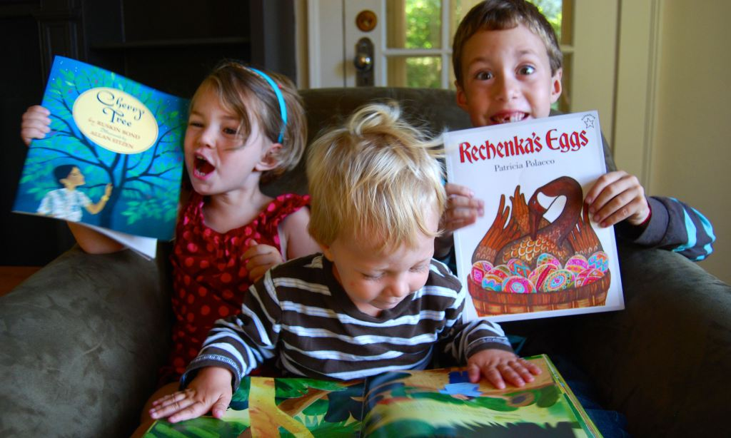 Read Around the World - Delightful Children's Books