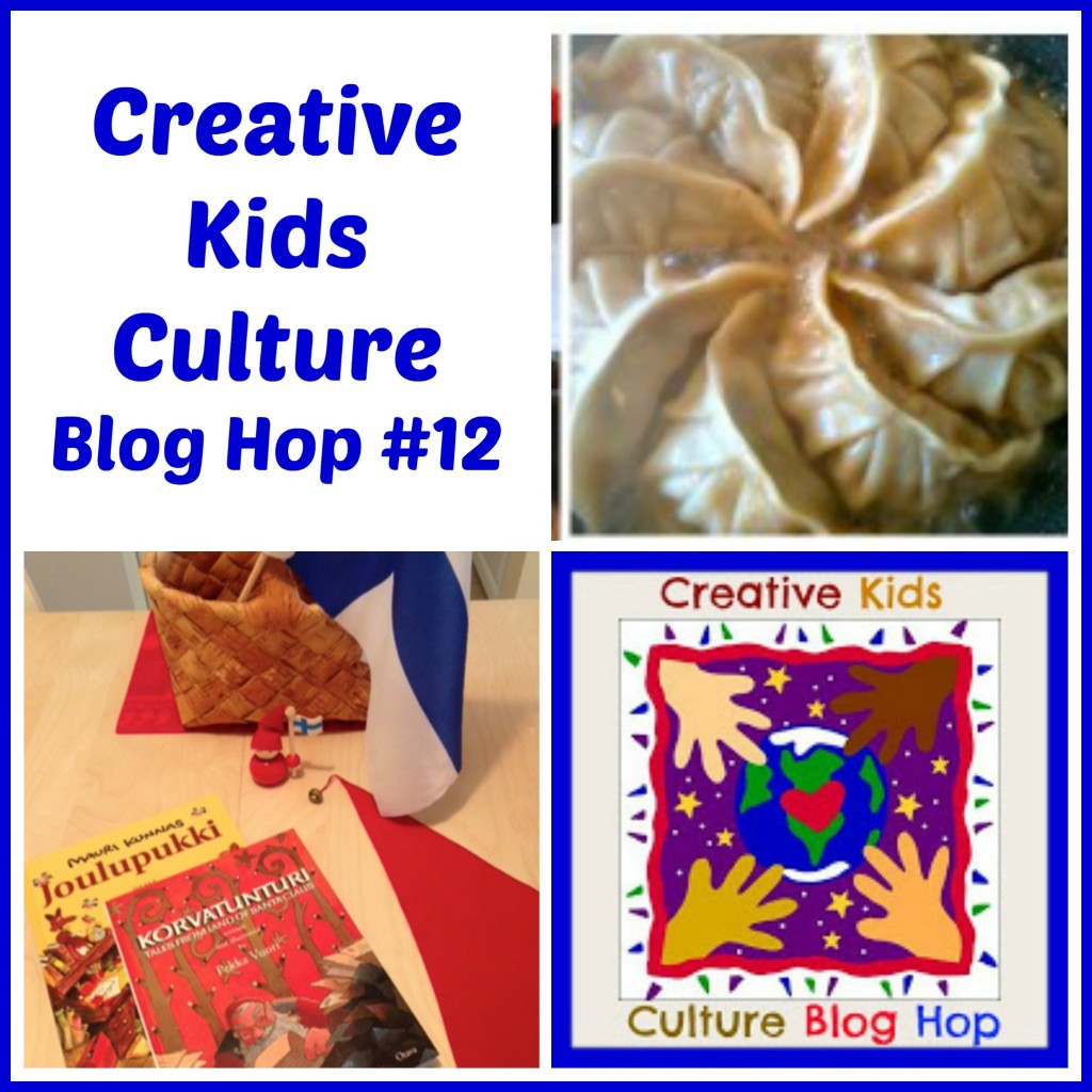 Creative Kids Culture Blog Hop #12 - Alldonemonkey.com
