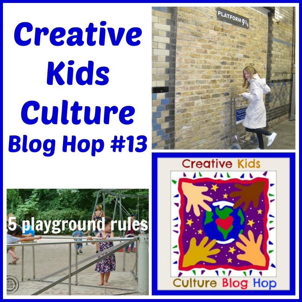 Creative Kids Culture Blog Hop - Alldonemonkey.com