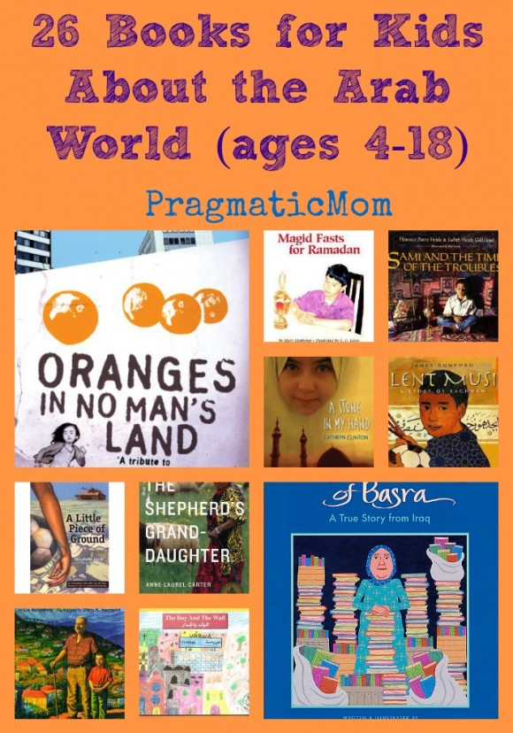 Great Books for Kids about the Arab World - Pragmatic Mom