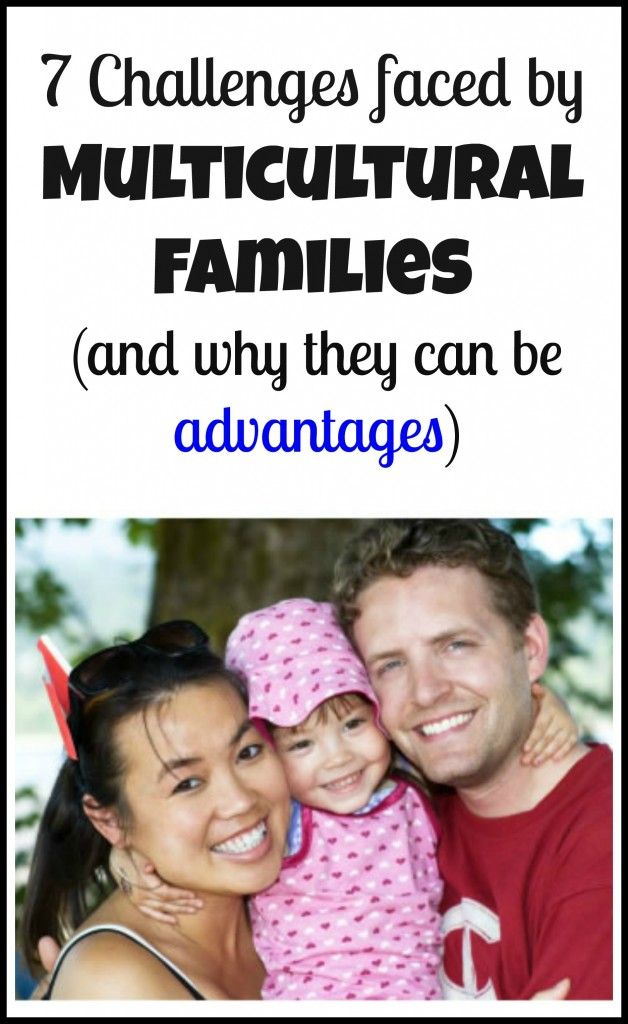 7 Challenges Faced by Multicultural Families (And Why They Can Be Advantages) - Alldonemonkey.com on Moments A Day