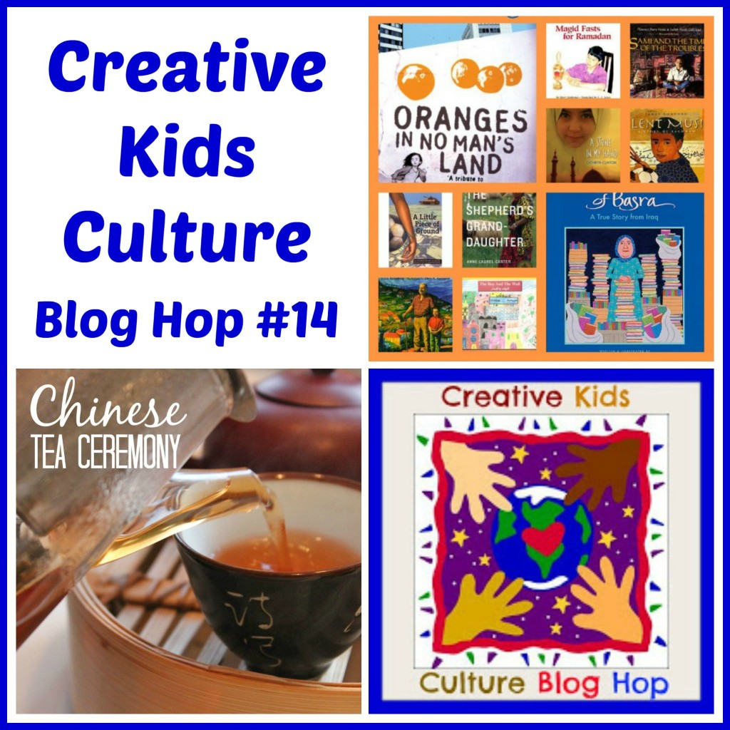 Creative Kids Culture Blog Hop #14 - Alldonemonkey.com