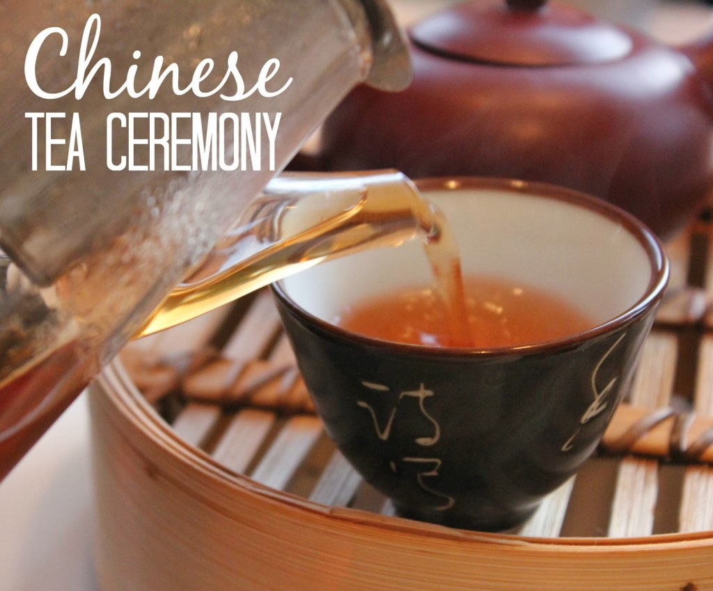 Having a Chinese Tea Ceremony - Marie's Pastiche