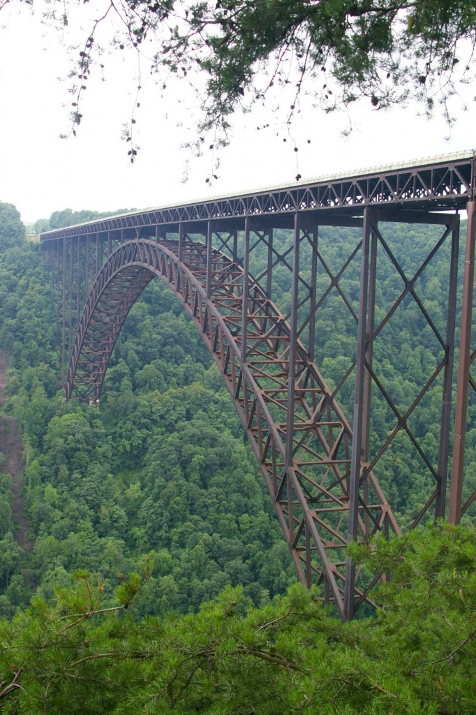 Travels with Charlie: WEST VIRGINIA Coal Experiment {Booking Across the USA} - Alldonemonkey.com