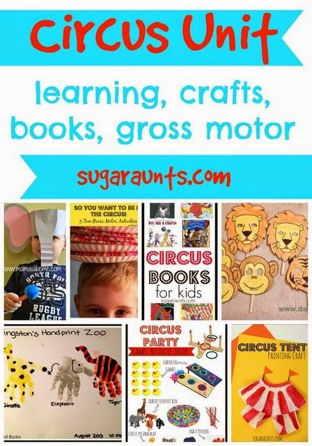 Circus Unit - The Sugar Aunts