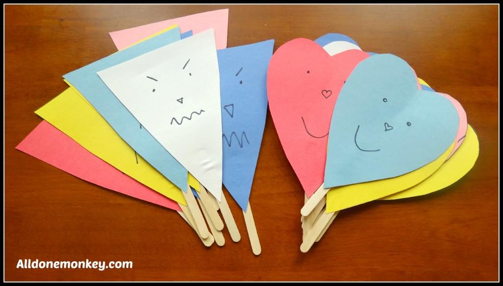Teaching Kids to Choose Love - Alldonemonkey on Creative World of Varya