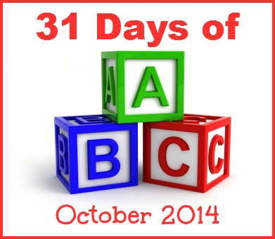 31 Days of ABCs 2014