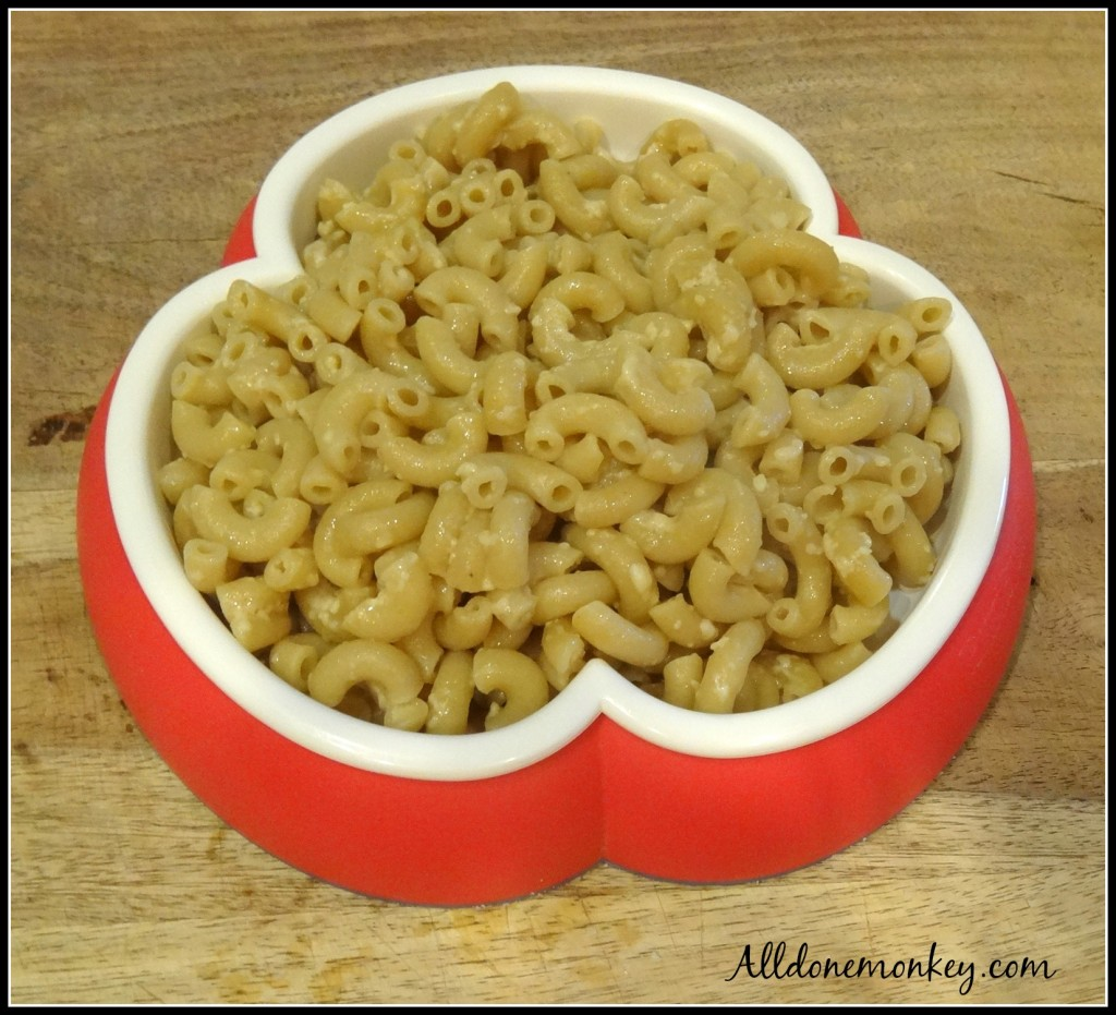 Weeknight Dinner: Parmesan Noodles, Plus How to Earn Free Cookware! | Alldonemonkey.com