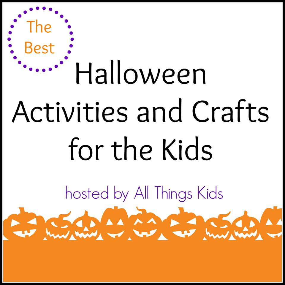Halloween Activities and Crafts for the Kids - All Things Kids