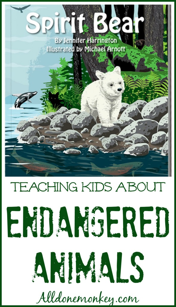 Spirit Bear: Teaching Children About Endangered Animals
