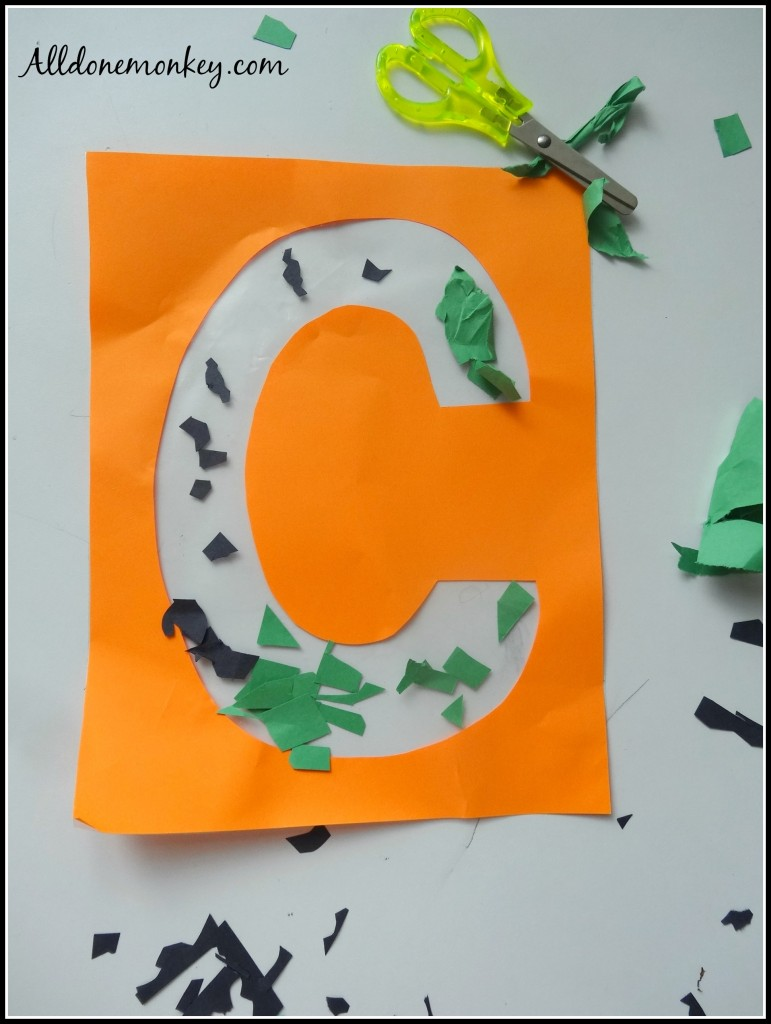 C is for Carnivorous Plants - 31 Days of ABC | Alldonemonkey.com