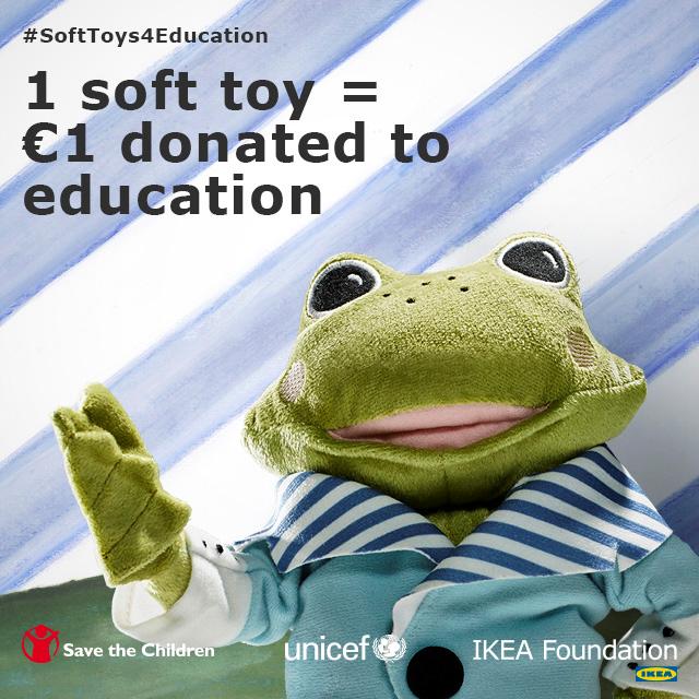 IKEA Soft Toy Foundation