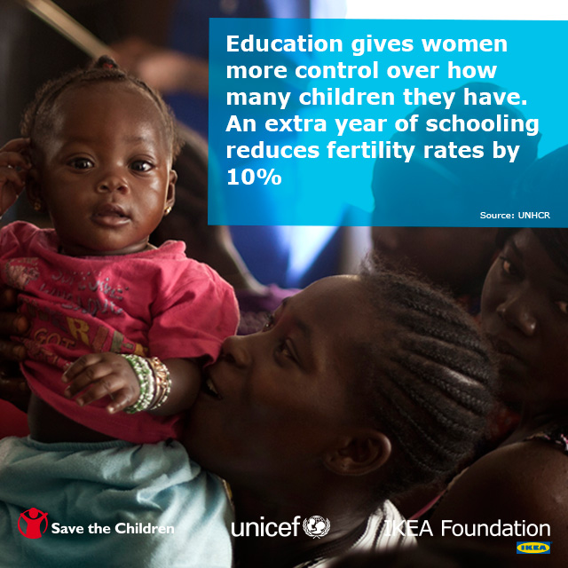 9 Reasons Why Education in Poor Countries Should Matter to Everyone | Alldonemonkey.com