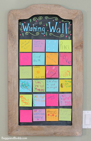 Wishing Wall - Buggy and Buddy