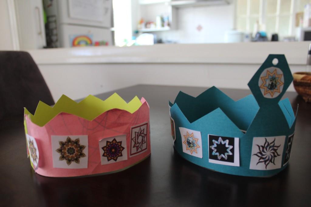 "Crown Craft: Celebrating the ""King of Festivals"" {Ridvan}   Alldonemonkey.com"