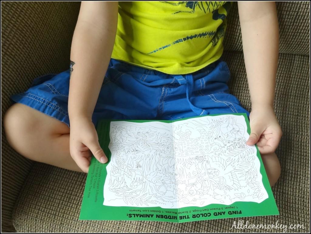 Teach Ecology for Kids with Junior Explorers   Alldonemonkey.com