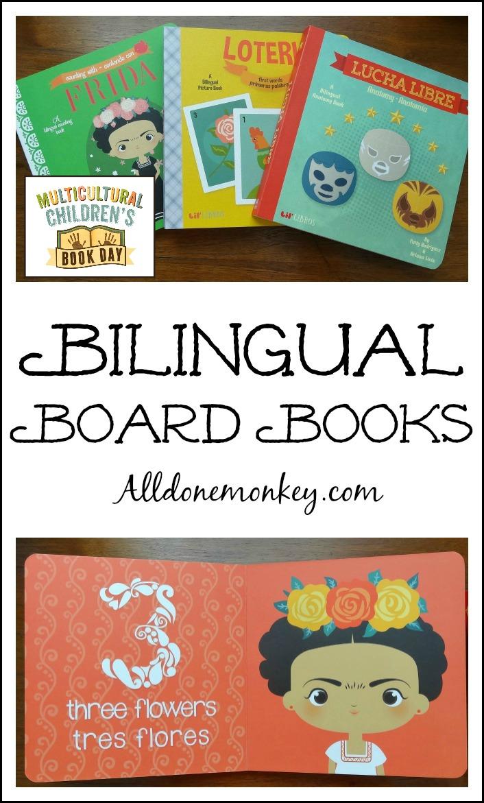 Bilingual Board Books | Alldonemonkey.com