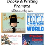 Lincoln: Books and Writing Prompts