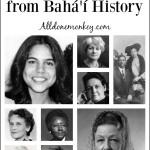 12 Inspiring Women from Baha'i History