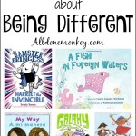 Children's Books about Being Different