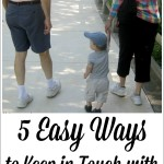 5 Ways to Keep in Touch with Family Far Away
