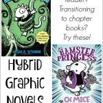 Hybrid Graphic Novels for Kids- and HUGE Giveaway!