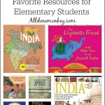 India for Kids: Favorite Resources for Elementary Students