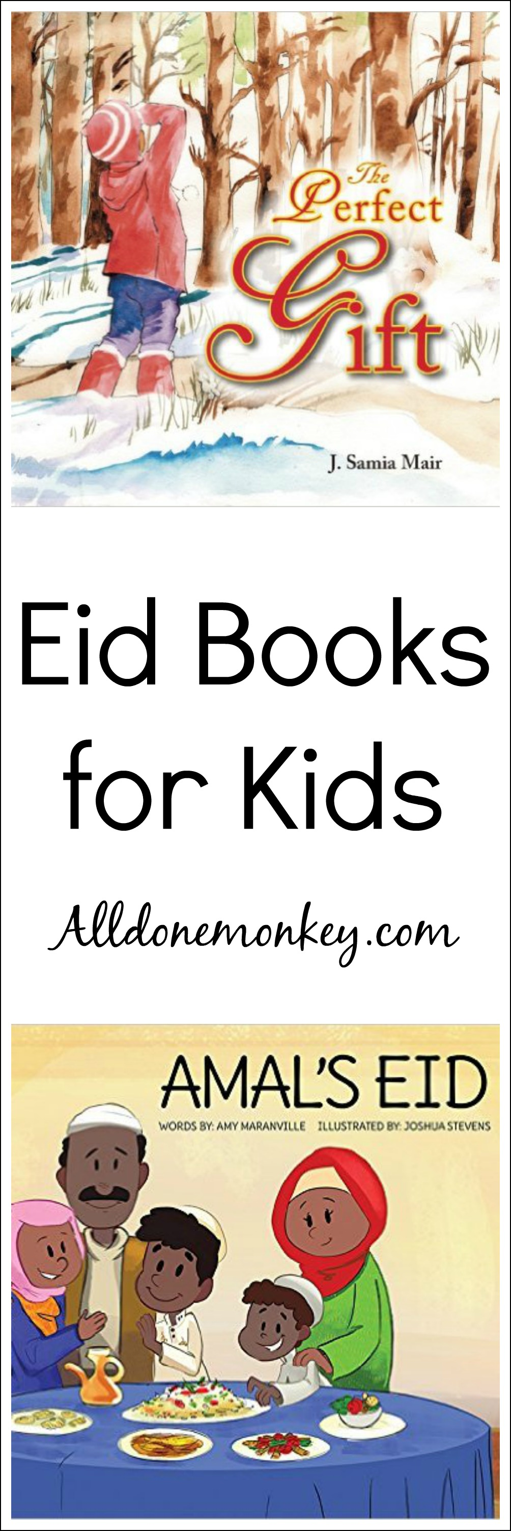 Eid Books for Kids | Alldonemonkey.com