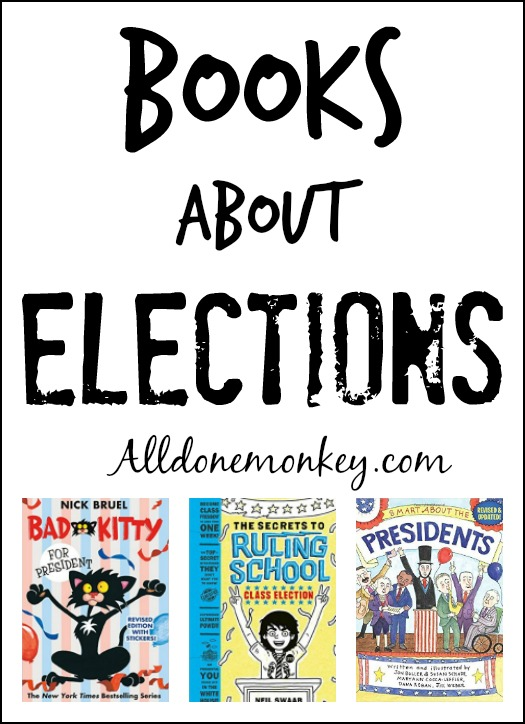 Books about Elections | Alldonemonkey.com
