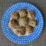 Crunchy Chocolate Peanut Butter Balls