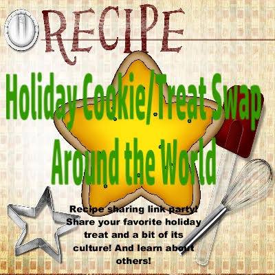 Holiday Treat & Cookie Swap Around the World
