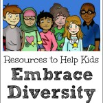 Resources to Help Kids Embrace Diversity