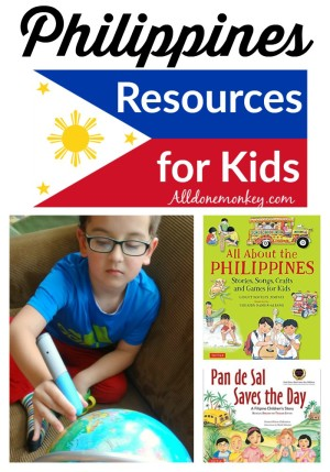 Philippines: Resources for Kids