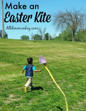 Make an Easter Kite to Learn About Bermuda