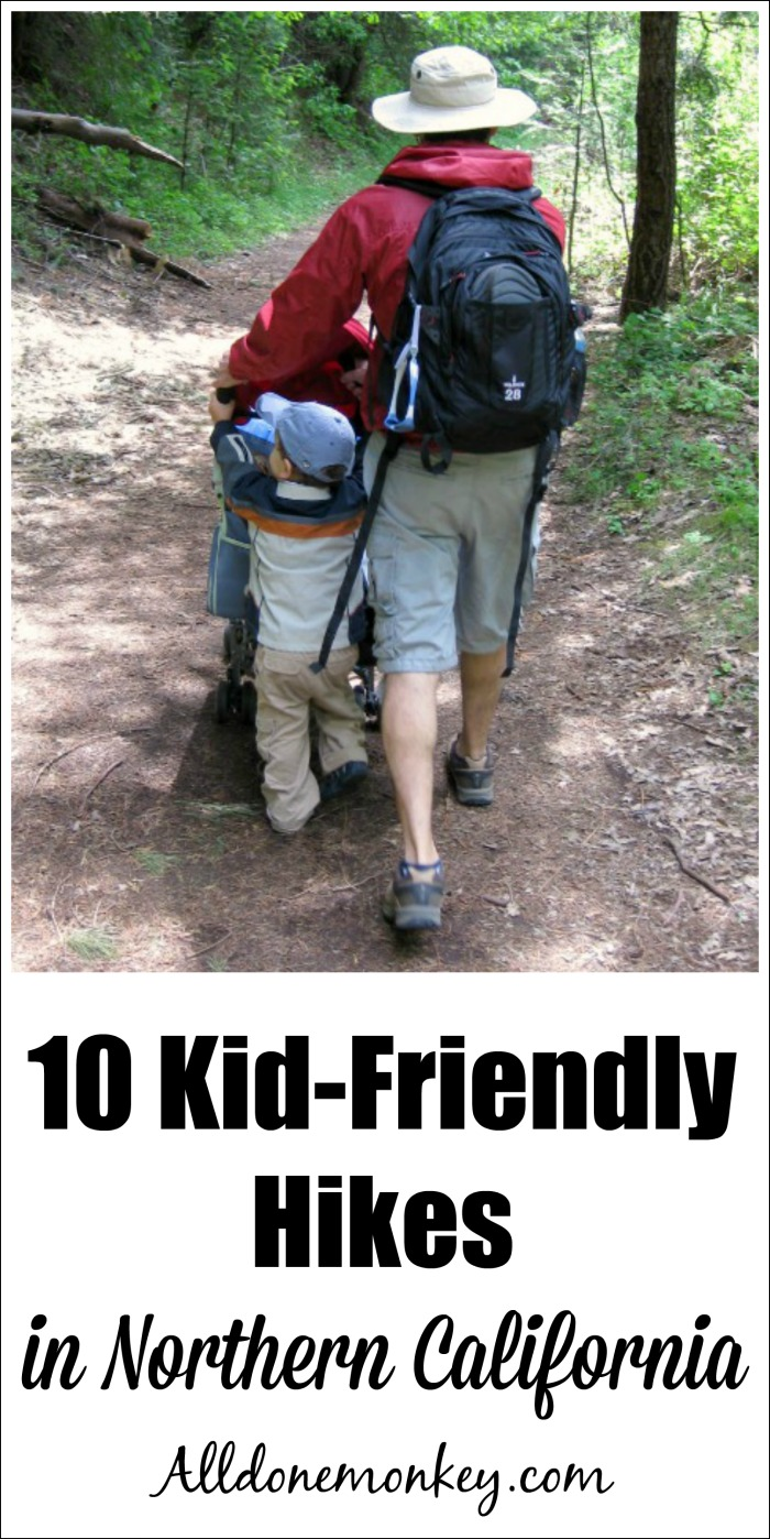 10 Kid-Friendly Hikes in Northern California | Alldonemonkey.com #shop #PureLife35pk #CollectiveBias