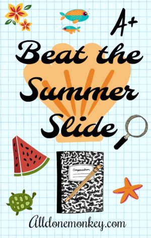Top Tips to Beat the Summer Slide