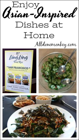 Enjoy Easy Asian-Inspired Dishes at Home