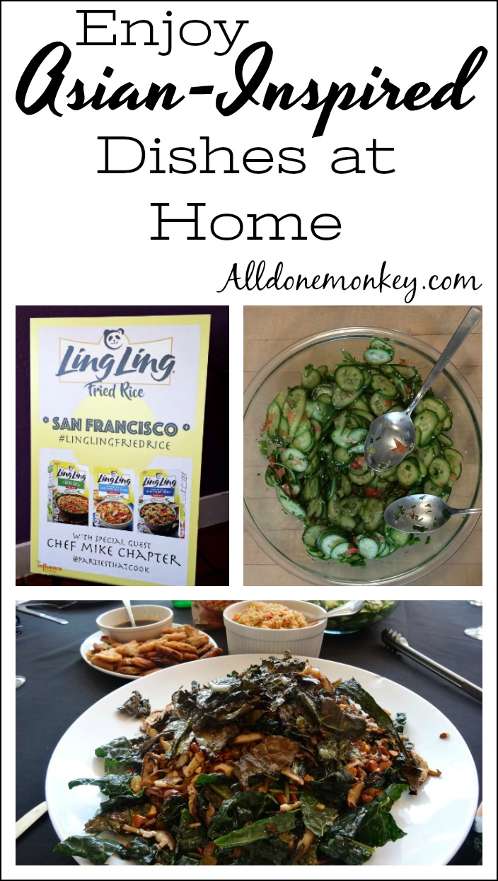 Enjoy Easy Asian-Inspired Dishes at Home | Alldonemonkey.com
