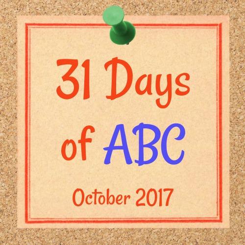 31 Days of ABC 2017 | Alldonemonkey.com