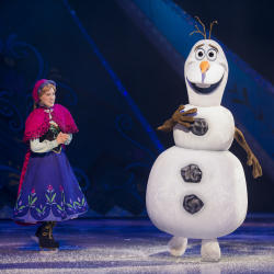 Disney on Ice Sacramento GIVEAWAY