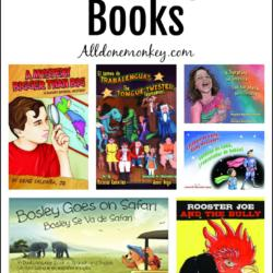 New Bilingual Books for Kids of All Ages
